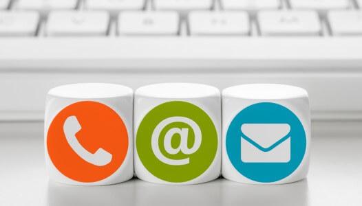 Kontakt, Lizenz by Shutterstock.com